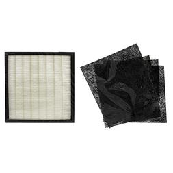 Oreck Airvantage HEPA and Carbon Replacement Filters, 1-Year