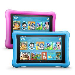 """All-New Fire HD 8 Kids Edition Tablet 2-Pack, 8"""" HD Display,"""