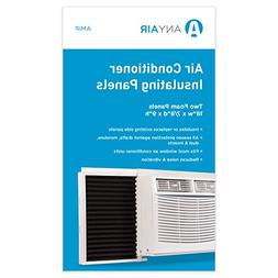 ANYAIR AMIP Window Air Conditioner Foam Insulating Panels, P