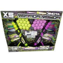 Atomic Power Popper Battle Pack with 84 Balls Indoors or Out
