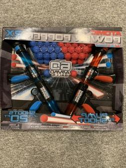 Hog Wild Atomic Power Popper Dual Battle Pack with 60 Ammo B