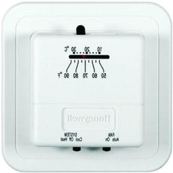Honeywell Basic Thermostat CT31A heating and cooling systems