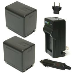 Wasabi Power Battery  and Charger for Panasonic VW-VBT380