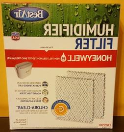 BestAir HW700 2-Pack Humidifier Filters - Honeywell HCM-750,