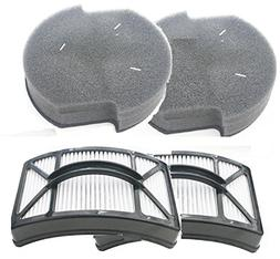 Bissell Powerlifter Pet Filter Kits. Includes  Washable Foa