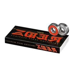 BONES REDS Skateboard bearings 8pack - 2 to 3 day shipping