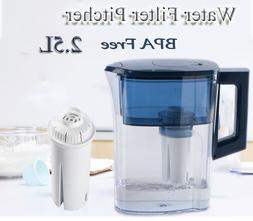 BPA%0 Pitcher Cup Team Common Drink Water Filter Jug Free Fi
