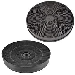 Spares2go Carbon Charcoal Vent Filters For Belling Cooker Ho