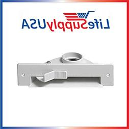 Central Vacuum Automatic Dustpan in White or Black Sweep Inl