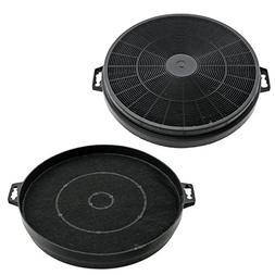 Spares2go Charcoal Vent Filter For Baumatic S1 Cooker Hoods