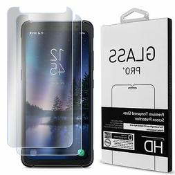 Clear Tempered Glass Screen Protector For Samsung Galaxy S8