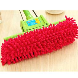 KAKA Creative House Floor Cleaning Chenille Mop Slippers Sho