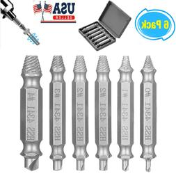 damaged screw extractor speed out drill bits