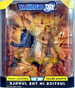 DC Universe Classics B'WANA BEAST ANIMAL MAN Justice In The
