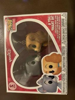 Funko Disney Treasures Box Exclusive Lady & The Tramp Pocket