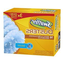 Swiffer Disposable Cleaning Dusters Refills, Unscented, 16-C