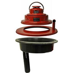 Pullman-Holt Drum Adapter, Wet Dry Vac, 2 Hp
