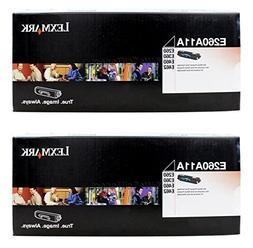 E260A11A Toner, 3500 Page-Yield, Black, Sold as 2 Each