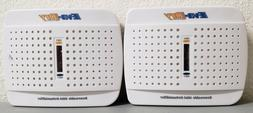 Eva-dry E-333 Renewable Mini Dehumidifier 2 pack