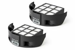 Green Label 2 Pack Exhaust HEPA Filter for Hoover T Series W