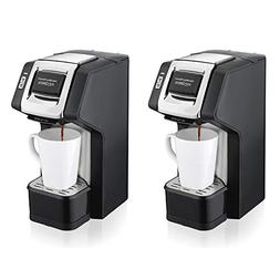 Hamilton Beach Flexbrew Single Serve Grind and Brew Ground C