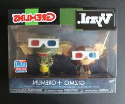 Gizmo + Gremlin Funko Vynl Gremlins 2 Pack 2018 Fall Shared