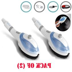 Electric Handheld Garment Steamer Wand - Travel Size Compact