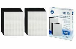 HEPA Air Purifier Filter Compatiable with Winix 115115 Plasm