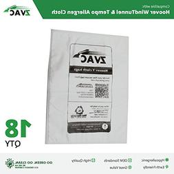 Hoover WindTunnel and Tempo Allergen Cloth Type Y Vacuum Bag