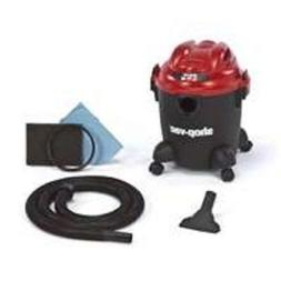 New Shop Vac 2030400 5 Gallon 2 Hp Wet Dry Vacuum Cleaner Ki