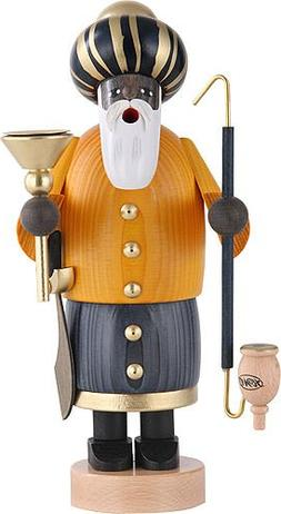 German Incense Smoker The 3 Wise Men - Melchior - 22 cm / 8