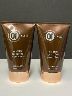 It's  a 10 Miracle Defrizzing Curl Cream - 2 Pack