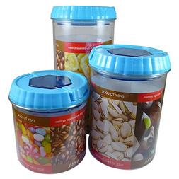 Kitchen Canisters  Decorative Food Storage Jars for Counter