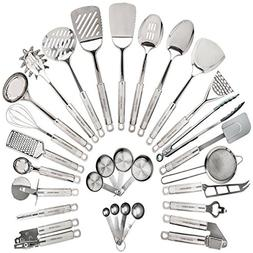 HomeHero Kitchen Cooking Utensils Set - Kitchenware 29-Piece