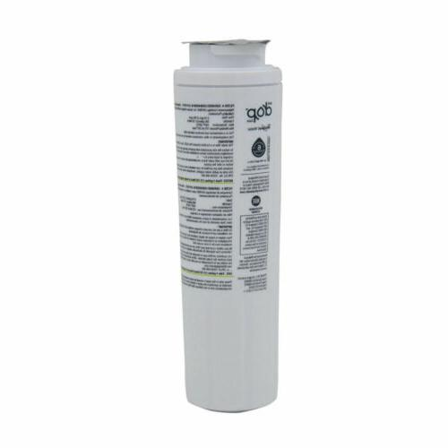 2 Pack EDR4RXD1 & Water Filter Replace