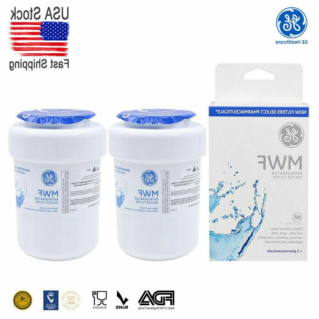1/2/3/4Pack GE Electric MWF Replacement Water Filter