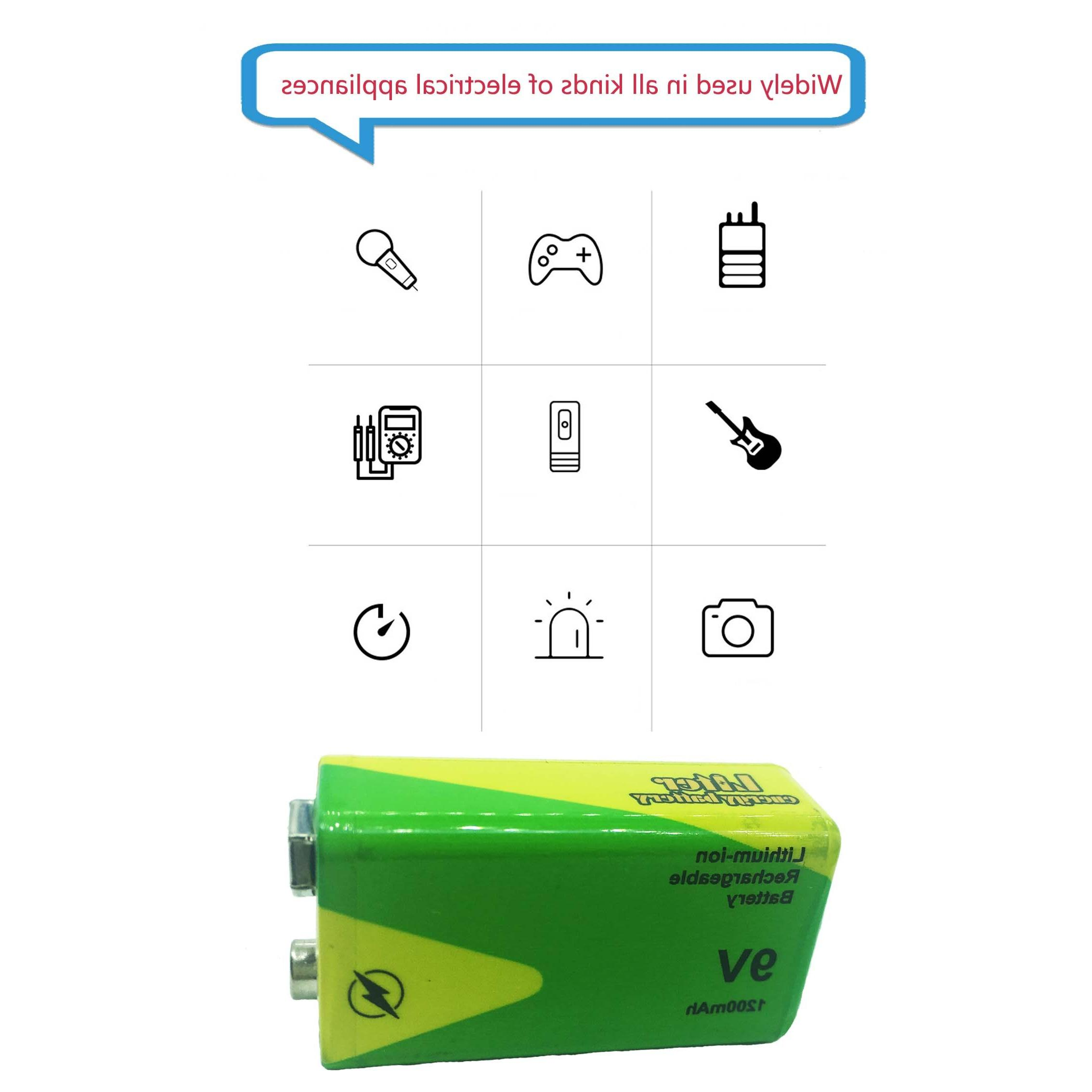 1/<font><b>2</b></font>/4 Pieces High 1200mah Rechargeable Ni-mh Nimh Batterey <font><b>Pack</b></font>