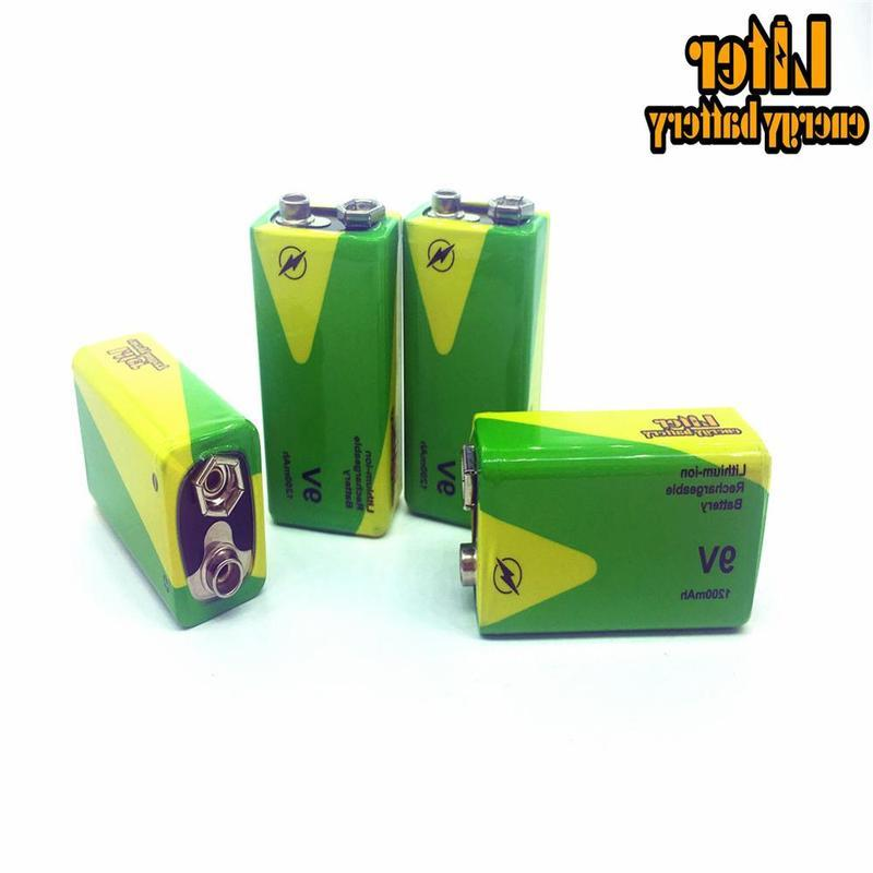 1/<font><b>2</b></font>/4 High Capacity 1200mah Volt Rechargeable Ni-mh Nimh Instruments Smoke Batterey <font><b>Pack</b></font>