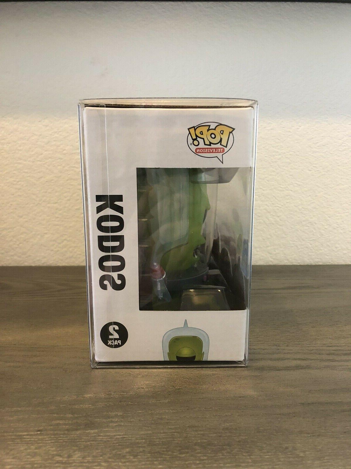 1 KANG Funko Pop! Vinyl 0.50mm Box Acid Free