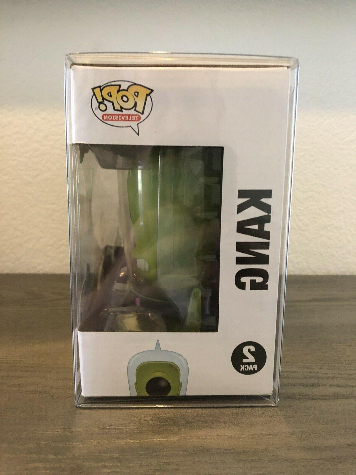 1 KANG & Funko 0.50mm Box Free Clear Case