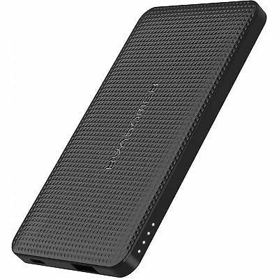 RAVPower 10000mAh Portable Power Bank 18W Quick Charge 3.0 Type-C