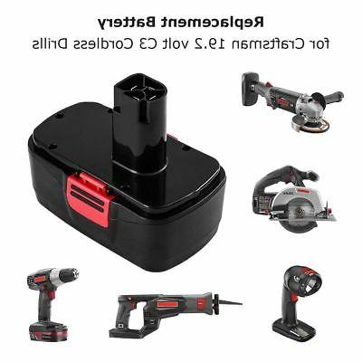 19.2V for Craftsman 130279005 Cordless Power Tools