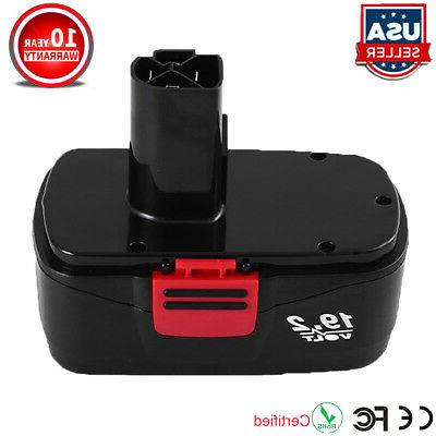 19.2V XCP DieHard for 11375 130279005 Cordless