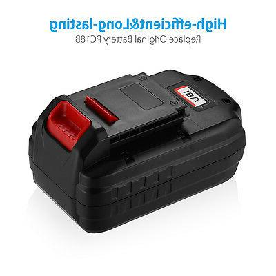 2 Pack 18V NiCd Replacement Porter Tool