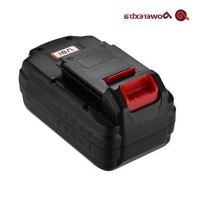 2 3.0Ah NiCd Replacement Battery Porter Cordless Tool