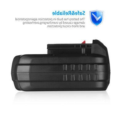 2 18V NiCd Replacement Porter Tool