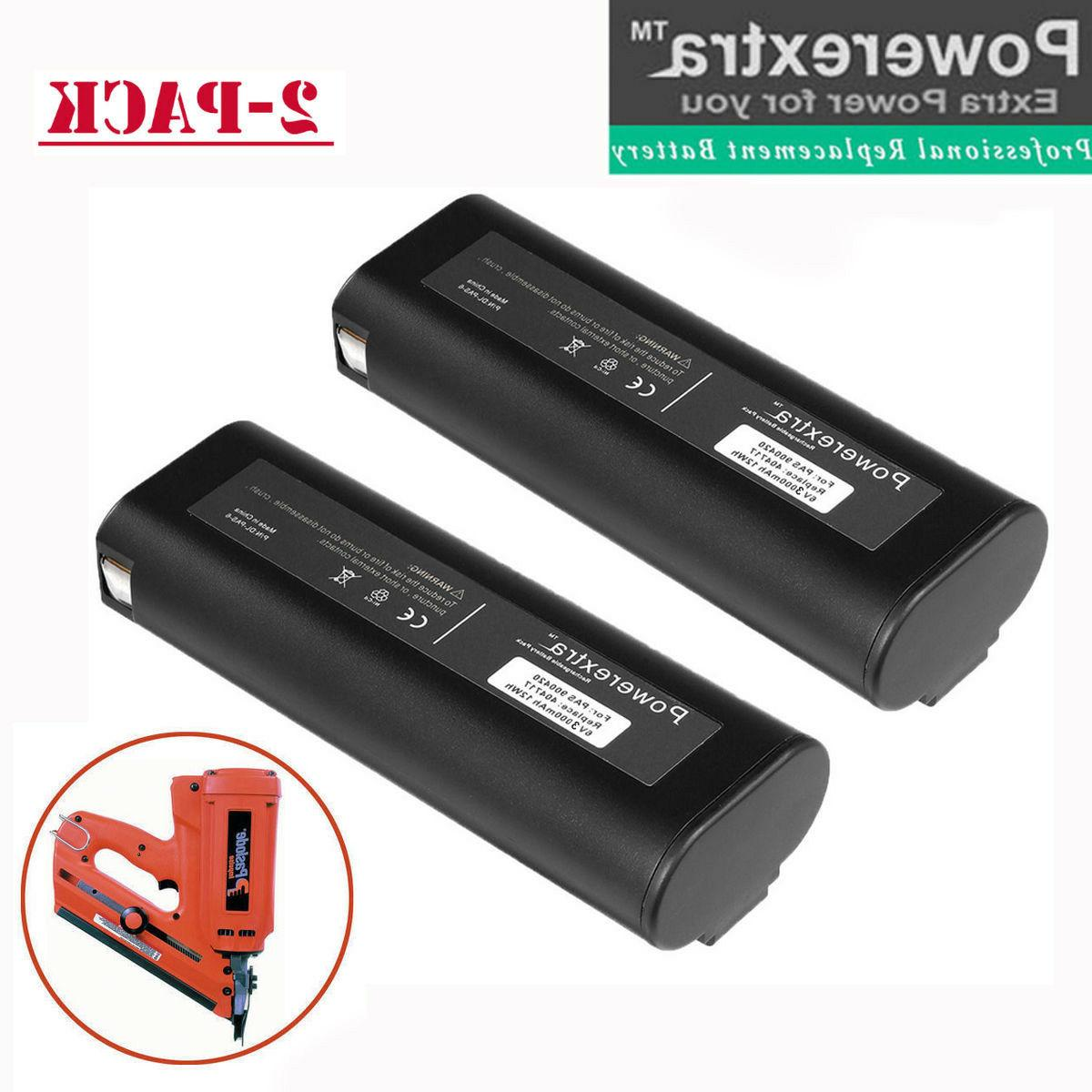 2 Pack Battery For PASLODE 902000 900420 900600