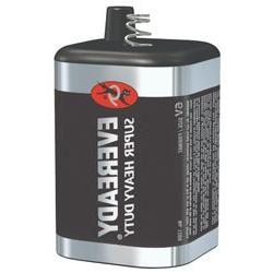 2-pack Eveready 1209 6V batteries