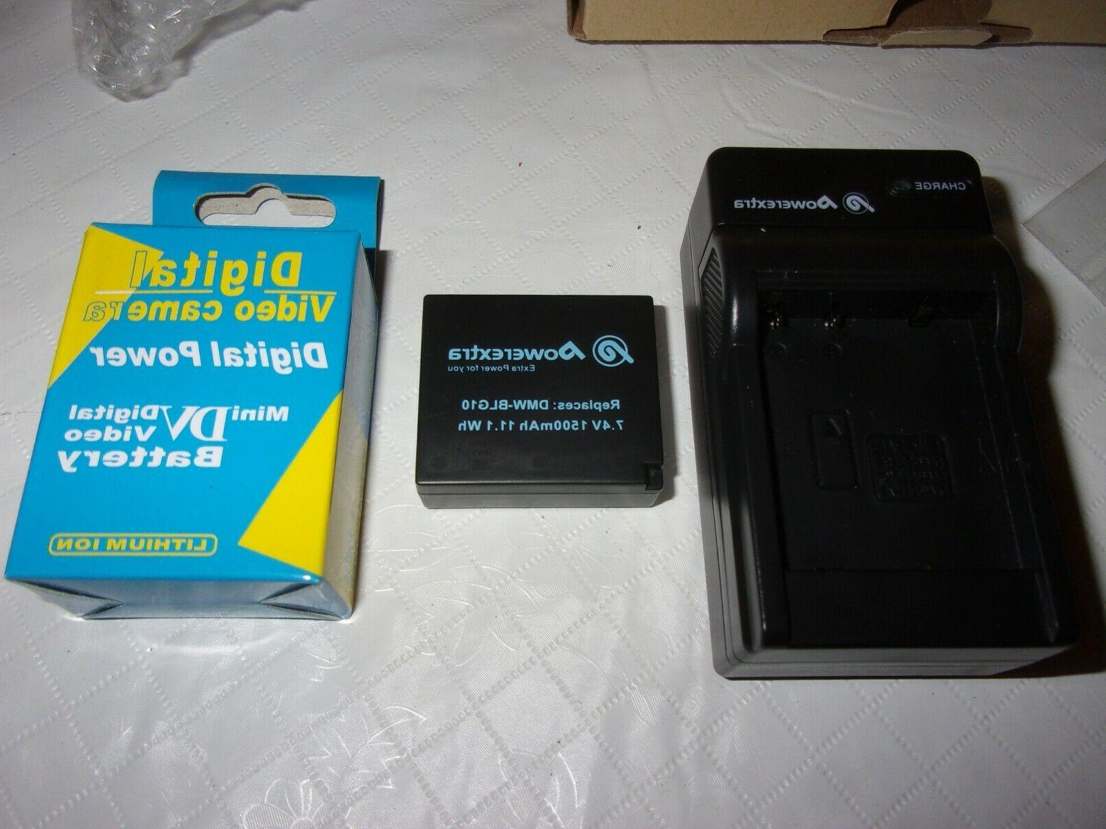 Powerextra 2 Batteries for Panasonic