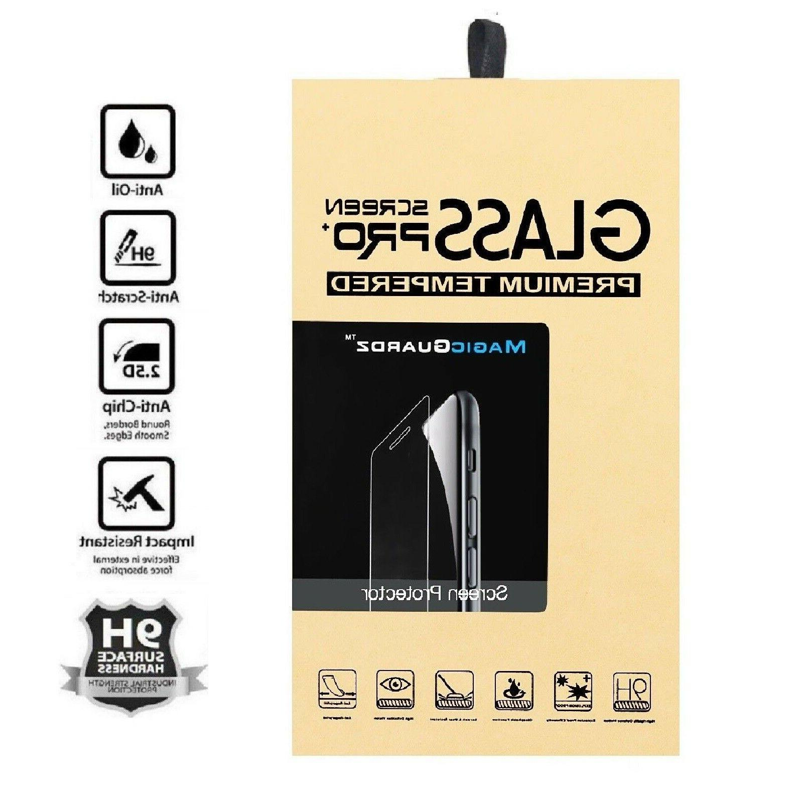 2-Pack Apple Series 4 40/44mm Full Tempered Glass Screen